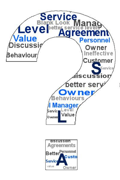 What is the Real Purpose of Service Level Agreements